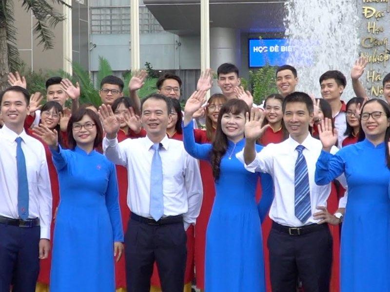 Khoa Du lịch trường Đại học Công nghiệp Hà Nội - 20 năm hình thành và phát triển