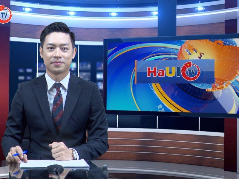 Bản tin số 8 kênh truyền hình HaUI-TV